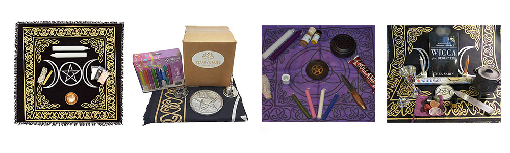 Best Wicca Altar Kit for Beginners in 2019