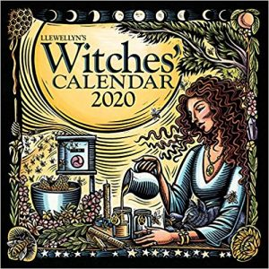 The Witches Calendar - best pagan gifts