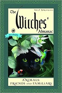 The Witches' Almanac - best pagan gifts