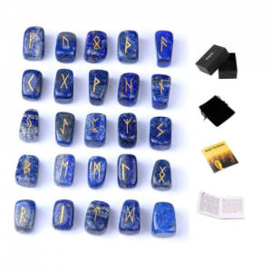 Rune stone set - best pagan gifts